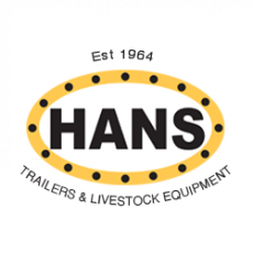 Hans Trailers and Beef Boss Livestock Equipment Logo